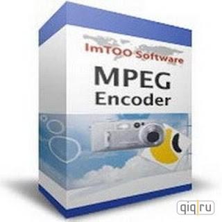 ImTOO MPEG Encoder Ultimate 5.1.24 Build 619 ImTOO MPEG Encoder MPEG Converter é um poderoso software que pode facilmente converter AVI ao MPEG, converter MPEG ao iPod, converter WMV ao MPEG.