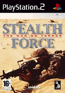 Stealth Force: The War on Terror (PS2) Midia: PS2 Language: Japan Region: NTSC Genre: Role-Playing
