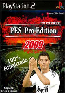 Pes 2009 Pro Edition (lançamento)  Novas telas , musicas , estadios e muito mais . Uniforme oficiais refeitos da temporada 2009 e muito mais !
