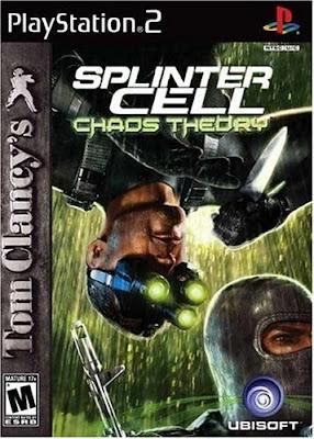 Splinter Cell Formato: pal Midia: DVD Console: PS2 Hospedagem: Rapidshare