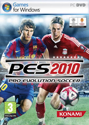 Download Pro Evolution Soccer 2010 Baixar