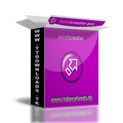 Install Creator Pro 2.0 Install Creator é uma ferramenta profissional, que oferece uma interface perita que seleciona os arquivos incluídos, especifica caminhos de instalação e adiciona acordos de licença. Compila o embrulho final de instalação em um arquivo executável(.EXE) comprimido.