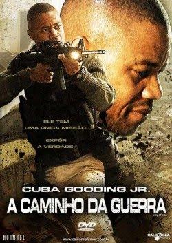 A Caminho da Guerra O paramilitar David Wolfe (Cuba Gooding Jr) é um assassino altamente treinado e mortal contratado para matar um notório terrorista no Oriente Medio. Durante a missão, ele se defronta com uma conspiração do governo americano envolvendo a alta cúpula da administração.