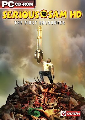 Serious Sam HD The First Encounter+crack- PC Game