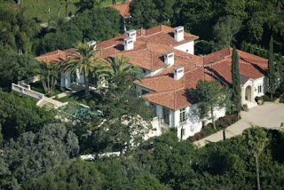 Luxus immobilien beckham villa in beverly hills - Eleganter einrichtungsstil luxus beverly hills ...