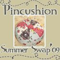 PINCUSHION SUMMER SWAP