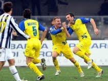 Chievo 1-0 Juventus