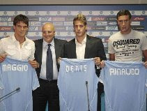 Napoli signings