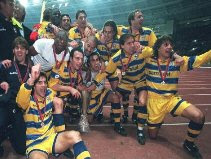 Parma - Last Italian club to win in 1999