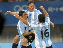 Argentina 2-1 Netherlands