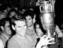Italy's only Euro triumph in 1968