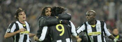 BATE Borisov 2-2 Juventus