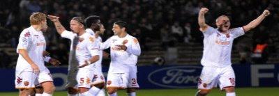 Bordeaux 1-3 Roma