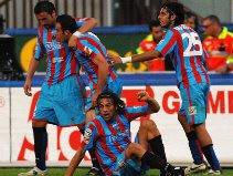 Catania 2-1 Cagliari