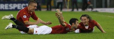 Roma 3-1 Chelsea