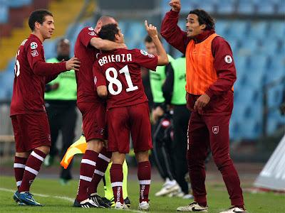 Udinese 0-1 Reggina