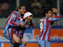 Catania 3-2 Roma