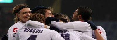 Steaua Bucharest 0-1 Fiorentina
