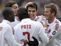 Bologna 1-4 AC Milan