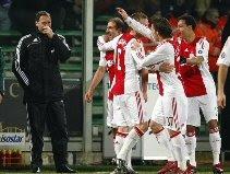 Fiorentina 0-1 Ajax