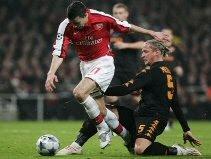 Arsenal 1-0 Roma