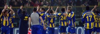 Parma 1-0 Mantova