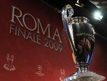 UEFA Champions League Roma 2009