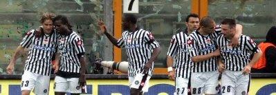 Reggina 0-2 Udinese