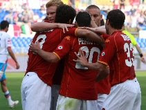 Roma 4-3 Catania
