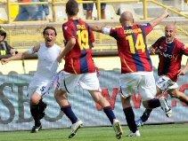 Bologna 2-1 Lecce