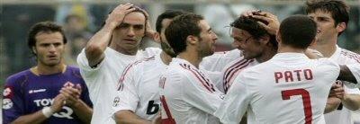 Fiorentina 0-2 AC Milan