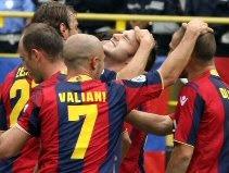 Bologna 3-1 Catania