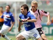Palermo 2-2 Sampdoria
