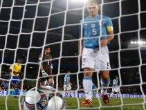 Italy 0-3 Brazil