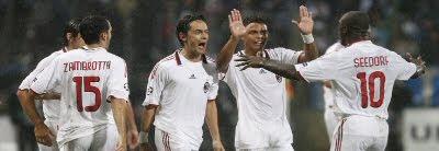Marseille 1-2 Milan