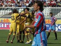 Catania 1-1 Lazio