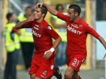 Parma 0-2 Cagliari