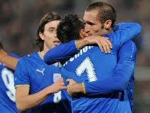 Italy 1-0 Sweden