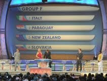 FIFA World Cup 2010 Draw