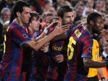 Barcelona 2-0 Inter