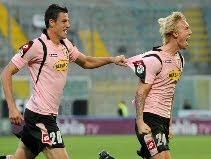Palermo 2-1 Cagliari