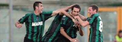 Reggina 0-2 Sassuolo