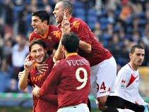 Roma 3-1 Bari