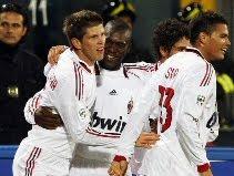 Catania 0-2 Milan
