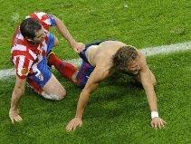 Atletico Madrid 2-1 Fulham (AET)