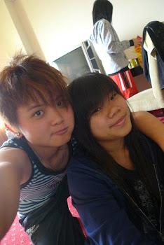yee jen and me~