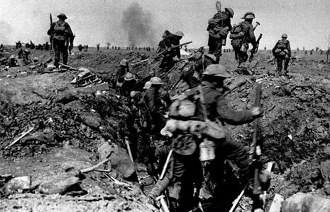 World War 1 Battles