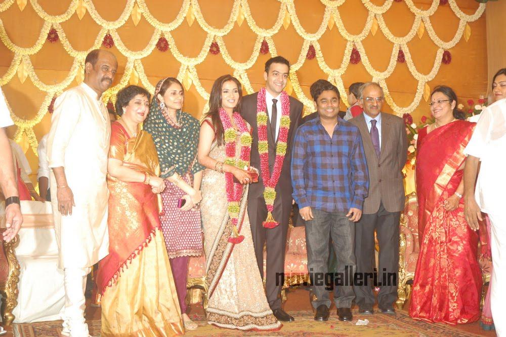 Rajinikanth daughter aishwarya wedding