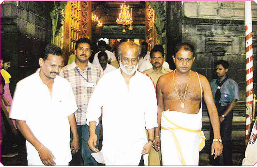 Image result for rajnikanth mandir