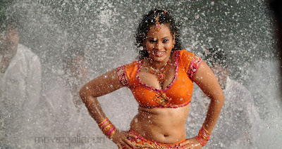 Actress Suja Hot Wet Stills